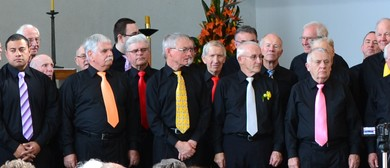 North Shore Male Choir Hospice Concert