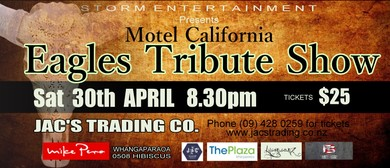 The Eagles Tribute Show