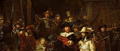 Rembrandt Remastered Exhibition