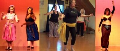 Beginner Belly Dance - Term 2 (Christchurch)