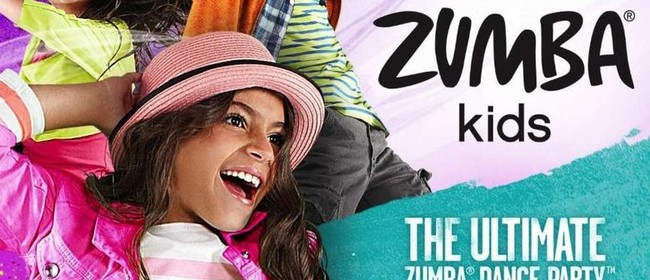 Zumba® Kids with Zelda - Term 2