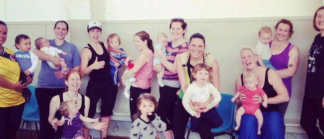Zumba® Fitness for Mums and Bubs with Zelda & Maria