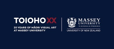 Toioho XX - 20 Years of Māori Visual Art
