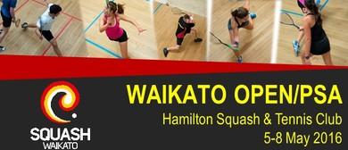 Hamilton Squash and Tennis Club Waikato Open/PSA