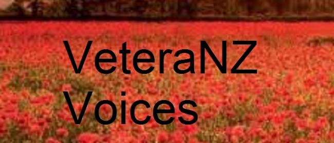 VeteraNZ Voices