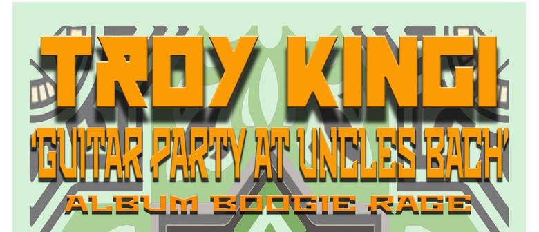 "Troy Kingi ""Guitar Party"" Rage"