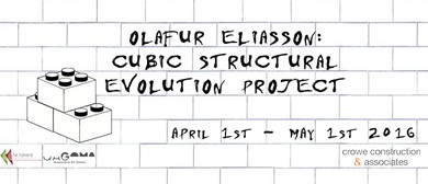 Olafur Eliasson: Cubic Structural Evolution Project