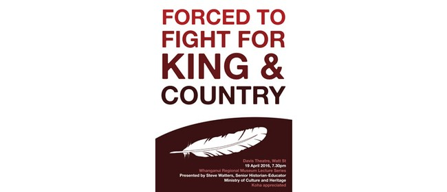an introduction to the enlisting to fight for the king and country For king and country: a talk on the pacific war in fiji enlisting was seen as fulfilling a traditional obligation to the turaga 'chief, and sustained effort was ever made to recruit indians to fight in the fiji defence forces.