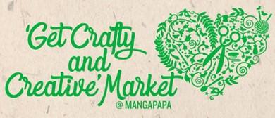 'Get Crafty & Creative' Market