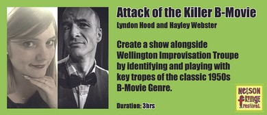 Workshop - Attack of the Killer 'B' Movie