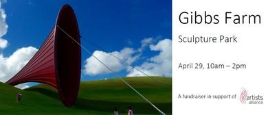 Gibbs Farm Artists Alliance Fundraiser