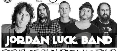 Jordan Luck Band - Edens Of Suburbia Tour