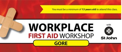 Gore Workplace First Aid Training