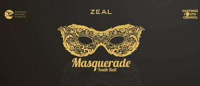 Masquerade Youth Ball - Zeal HB
