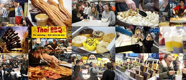 Hamilton Night Markets
