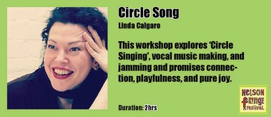 Workshop - Circle Song: SOLD OUT