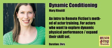 Workshop - Dynamic Conditioning