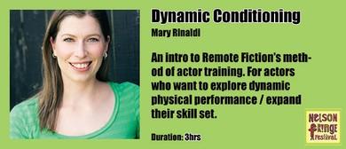 Workshop - Dynamic Conditioning