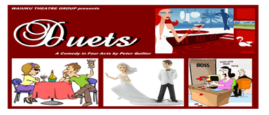Duets - A comedy by Peter Quilter