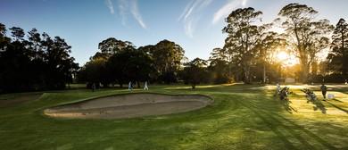 Hawkes Bay 4-Course Golf & Wine Classic