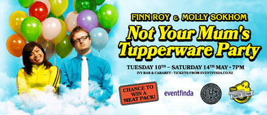 Not Your Mum's Tupperware Party
