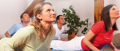 Yoga & Relaxation 6 Week Beginners' Course