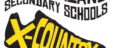 Podium NZ Secondary Schools Cross Country Championships