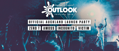 Outlook Festival - Auckland Launch Party
