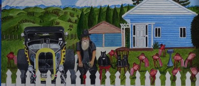 Mike Morgan - Behind The Picket Fence