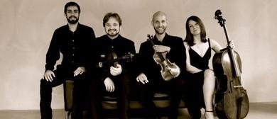 Rotorua Music Federation presents Villani Piano Quartet