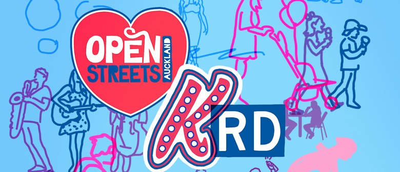 Open Streets ft. K'Rd
