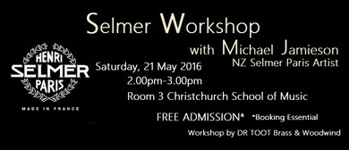 Selmer Workshop