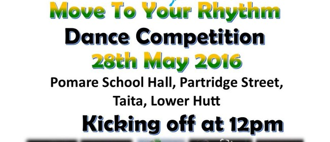 Dance Competition - Move to Your Rhythm