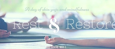 Rest & Restore  - Shin yoga and Mindfulness One Day Retreat