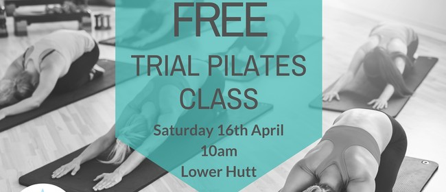 Trial Pilates Class Lower Hutt