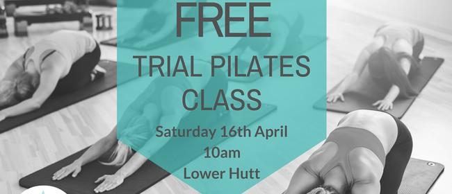 Trial Pilates Class Lower Hutt