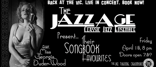The Jazz Age Play Their Songbook Favourites