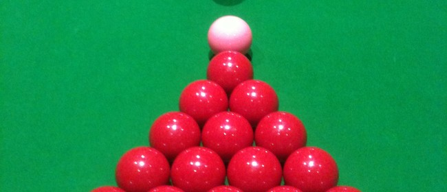 Bay of Plenty `A' Grade Snooker Champs
