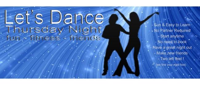 Let's Dance - Social Beginners Dance Class in Rotorua
