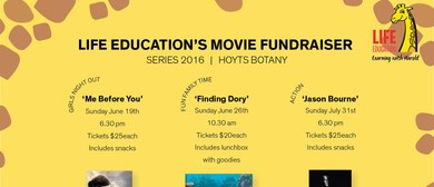 'Finding Dory' Movie Fundraiser with Life Education