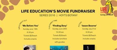 'Jason Bourne' Movie Fundraiser with Life Education