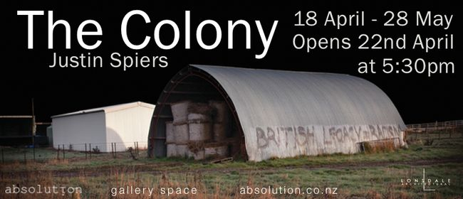 The Colony - Justin Spiers