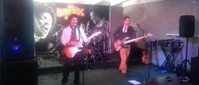 The Hendrix Project ..NZ's Jimi Hendrix Tribute Show