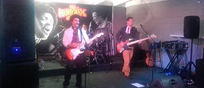The Hendrix Project ..NZ's Jimi Hendrix Tribute Show