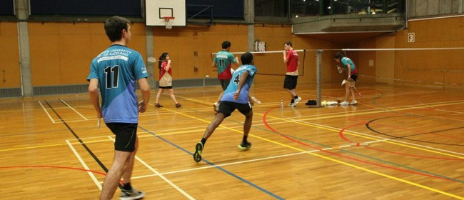 Student Saturdays - Badminton