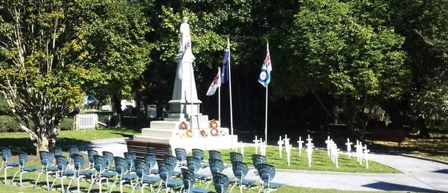 Ongaonga Anzac Day Commemorative March & Civic Service
