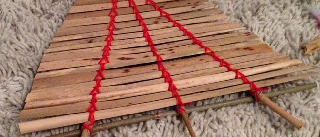 Maaori Arts and Crafts – Make Manutukutuku / Kites