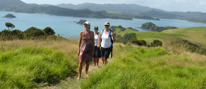 Urupukapuka Island - Walk 6 - BOI Walking Weekend