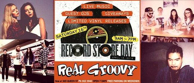 Real Groovy's Record Store Day