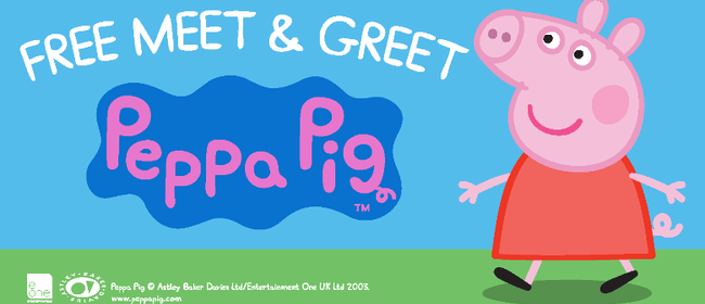 Peppa Pig Meet and Greet